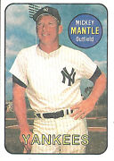 Mickey Mantle Baseball Card Lots