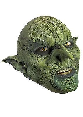 Battle Merchant Goblin-Maske Goblinmaske Fasching Halloween Monster Gummimaske