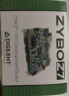 Zybo Z7 Zynq-7010 Armfpga Soc Development Board