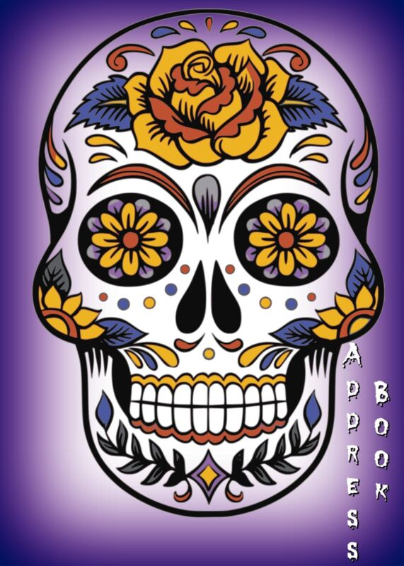 Address Book with Web Pages Day of the Dead 2-1