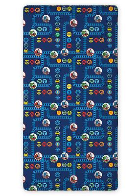 90x200 cm Spannbettlaken Kinder Bettlaken Baumwolle Thomas und seine