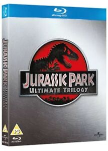 Jurassic Park: Trilogy Collection Blu-ray (2011)