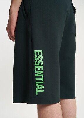 MEN'S EX INFINITAS TAILORED BOARD SHORT - FOREST GREEN size: eu-46 us-30