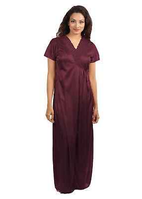 Satin Sleepwear Dress Baby Doll Women Kimono Sleeve Kaftan Hot Lady Top Kimono Sleeve Baby Doll
