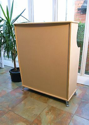 Salon reception desk - hairdressers shop exhibition counter trade stand mdf