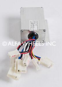250W 24V DC Yiyun LB27 Speed Controller f scooter electric brush motor DIY