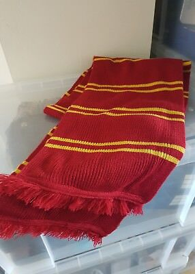 (OFFICIAL WIZARDING WORLD OF HARRY POTTER ORLANDO UNIVERSAL  LONG SCARF 88