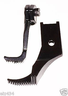 Zipper Feet For Walking Foot Industrial Sewing Machines Left 240517 240518