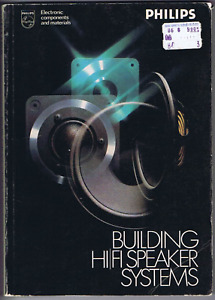 Speaker Building Books - late 80s - early 90s