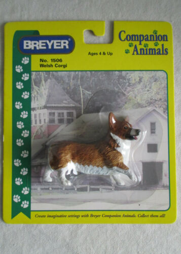 Breyer # 1506 Welsh Corgi Companion Animal 1999-2006 Dog NIP
