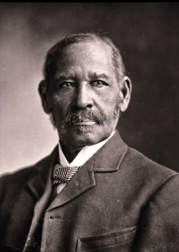 Black History Photo-Miffin Wistar Gibbs-African American Lawyer-udge-Banker 1902