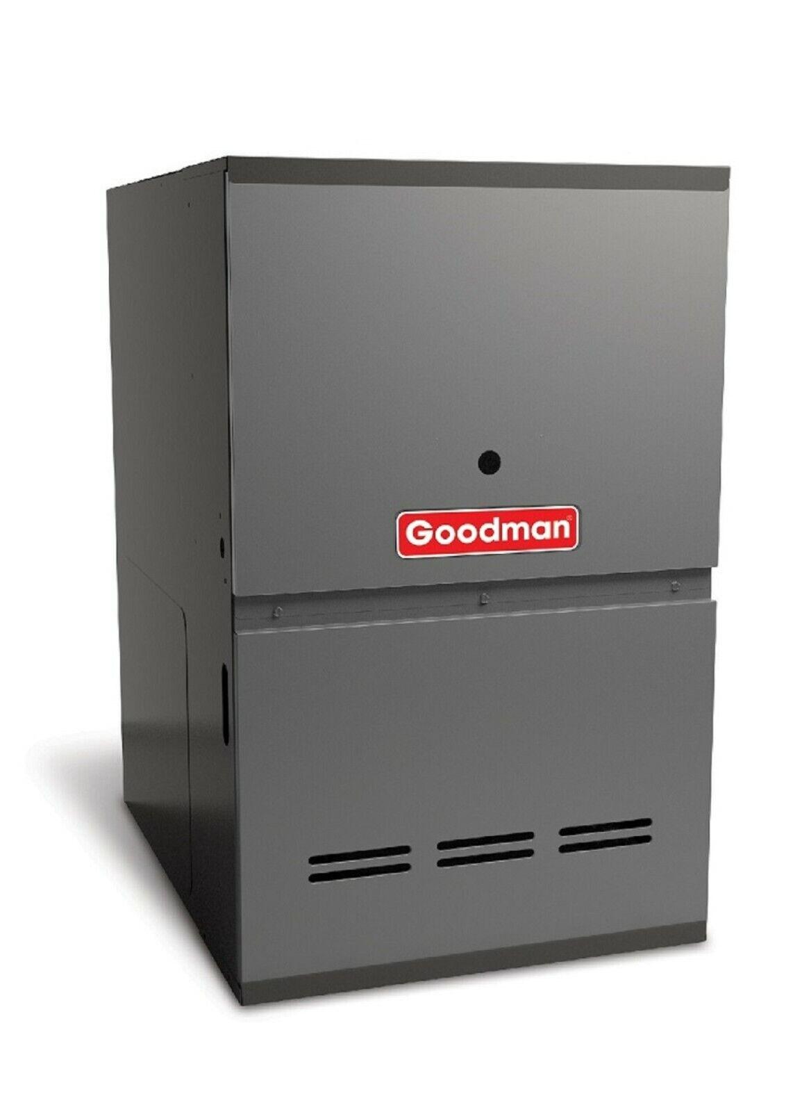 Goodman 100,000 BTU 80% AFUE Downflow Gas Furnace Model GDS8