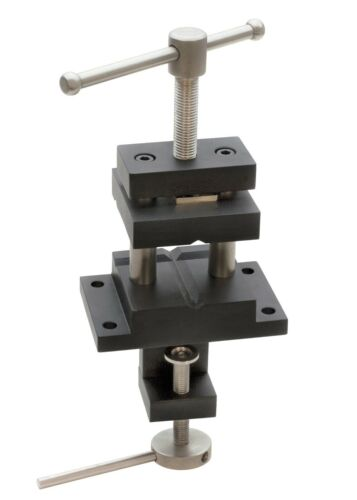 Bench Vise Hold Forming Stakes & Mandrels a Tabletop Vise for Forming Shaping