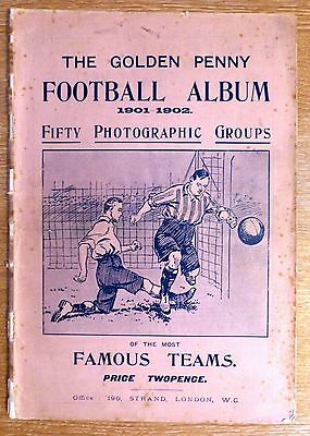 Before sticker books, football photo albums were all the rage