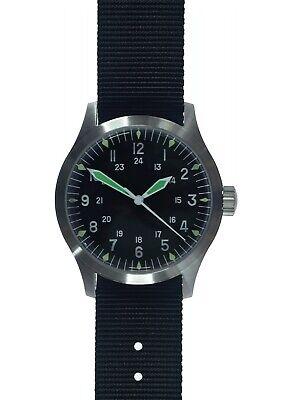 MWC GG-W-113 Classic 1960s/70s U.S Vietnam War Pattern 24 Jewel Automatic Watch