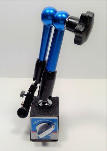 Fowler Hydraulic Arm Magnetic Base 52-585-095-BLUE