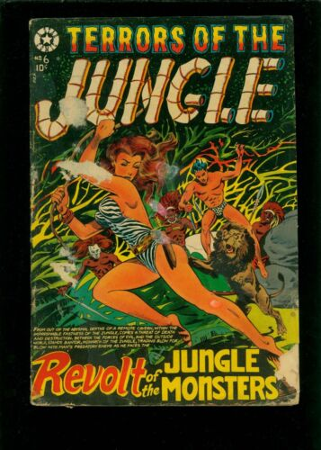 Terrors of the Jungle 6 GD 2.0