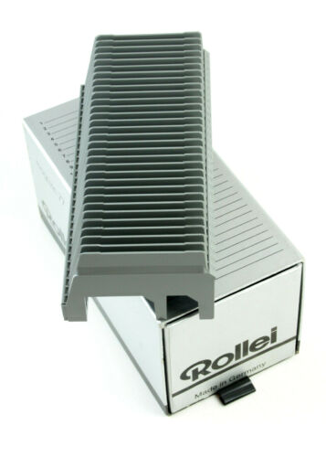U201708 One Rollei Magazin 77 Slide Tray for Rollei Medium-Format Projectors