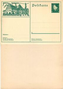 2347 - Germania, Reich - Intero postale - Milano, Italia - L'oggetto può essere restituito - Milano, Italia