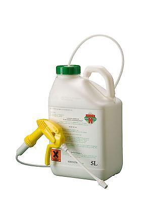 Barrier H Ragwort Killer 5 Litre RTU Environment Friendly Year Round Herbicide