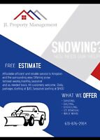 KINGSTON AND SURROUNDING AREA SNOW REMOVAL