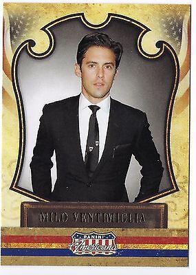 Milo Ventimiglia   Gilmore Girls   2011 Panini Trading Card  7 Protective Sleeve