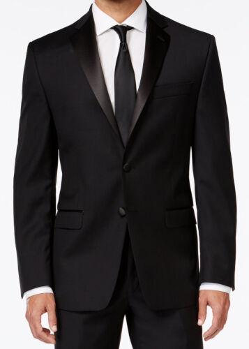 High Quality Boys Calvin Klein Tuxedo with Flat Front Pants Wedding Ringbearer