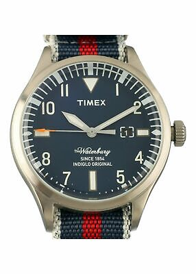 TIMEX ARCHIVE MENS WATCH MODEL WATERBURY (TW2U00400LG)