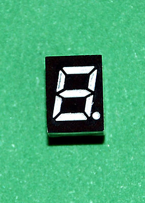 10pc 0.28 7-segment Led Display Xdk-2181agci Color Green Cc Com Cathode Xdk