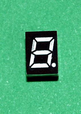 10pc 0.28 7-segment Led Display Xdk-2181agci Color Green Cc Com Cathode Xdk