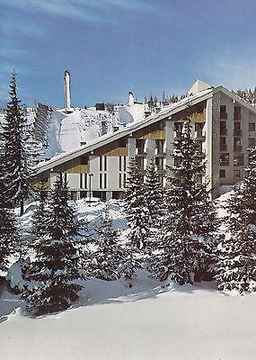 Post Card - Vysoké Tatry (Hohe Tatra) / Štrbské pleso - Hoel FIS (2)
