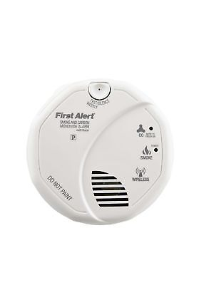 First Alert SCO501CN-3ST Battery Operated Combination Smoke and Carbon Monoxide