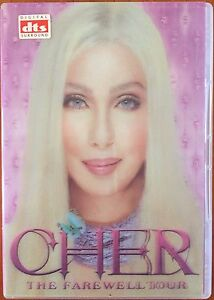 Cher DVD Rosebery Palmerston Area Preview