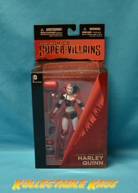 """DC Comics - Harley Quinn 6.8"""" Action Figure (The New 52) NEW IN BOX"""