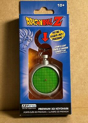 ABYstyle Dragon Ball Z - Dragon Ball Radar Keychain