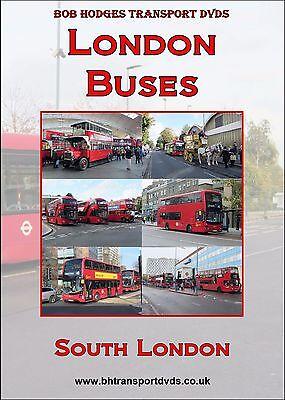 London Buses, South London, DVD