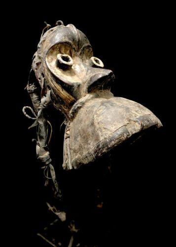 African Tribal Art,Lega Mask from Democratic Republic of Congo.(2107)