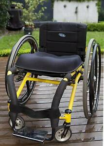 Wheelchair Sport Awesome Invacare Top End TA-4 Caulfield South Glen Eira Area Preview