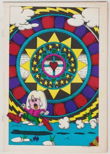 Ric Sloane Comics #1 1969 Underground Comix Rare FN/VF 1st Print UG Alternative