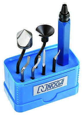 Noga Sp1007 - Set 007 Deburring Tool