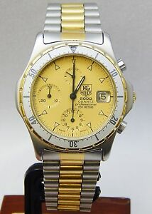 TAG-Heuer-274-006-1-2000-Quartz-Professional-Chronograph ...