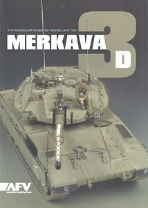 AFV Modeller Guide to Modelling the Merkava 3D