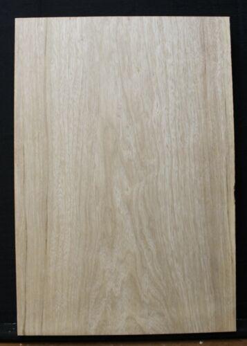 Korina / limba, white, one piece guitar body blank.