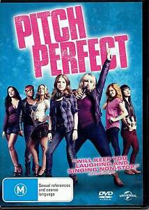 DVD Pitch Perfect Caloundra West Caloundra Area Preview