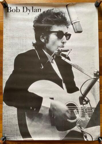 Bob Dylan RARE import poster
