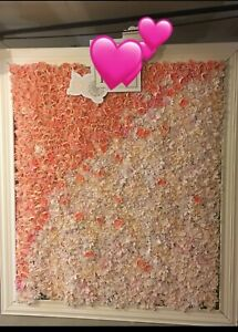 Wedding Floral Wall backdrop on sale