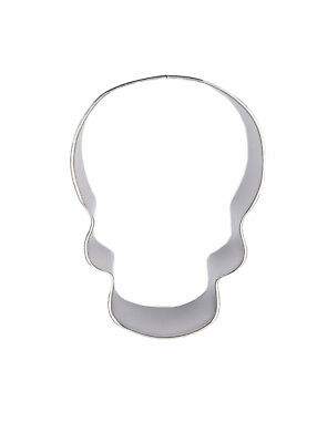 Skull 3'' Cookie Cutter New! Halloween Sugar Cookies