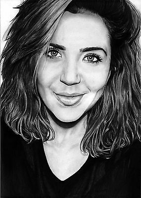 Pencil portrait from your photo Perfect gift (FREE SHIPPING!)