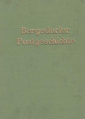 Bergedorf, Bergedorfer Postgeschichte, Karl Knauer, 1961, 327 Seiten