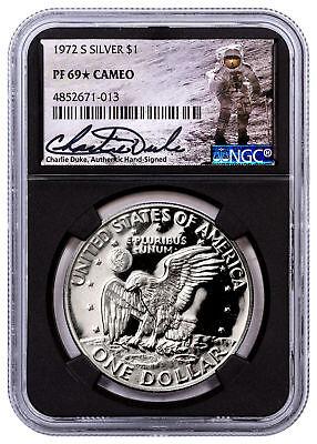 Complete Brilliant Uncirculated 40/% Silver Eisenhower Dollar Set SKU55199